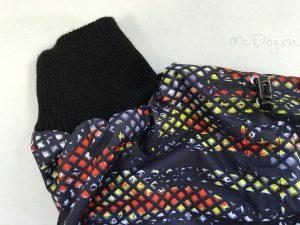 Комбинезон McDog «Пиксели красные» мембранный