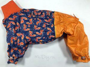 Комбинезон McDog «Лиса апельсин»
