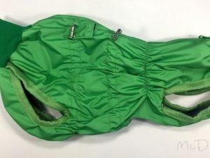 Жилет McDog «Зеленый» (безрукавка)