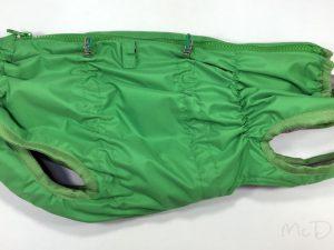 Жилет McDog «Зеленый» на кнопке (безрукавка)