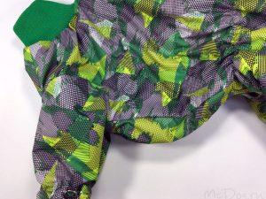Комбинезон McDog «Зеленые стрелки» мембранный