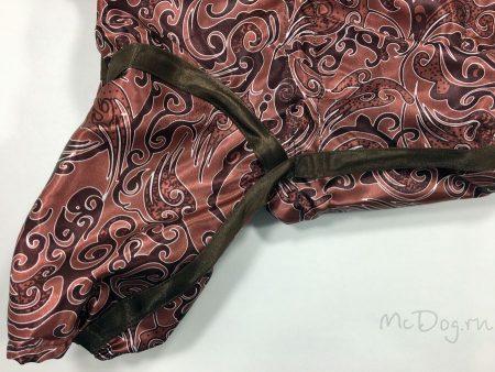 Пыльник шелковый McDog (пижамка)